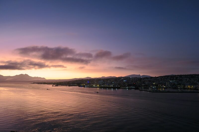 Smukke Tromsø.