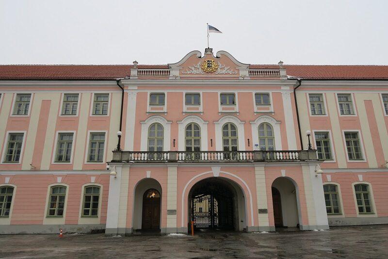 Det estiske parlament, Tallinn