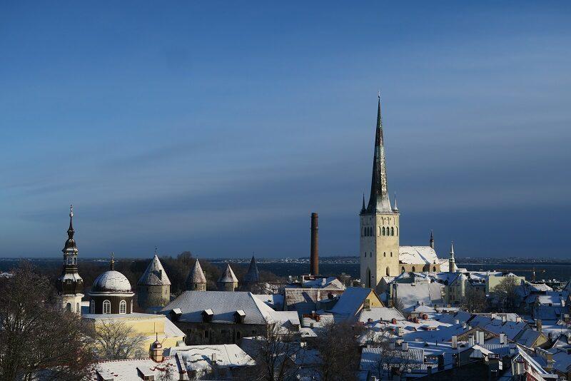 Smuk udsigt, Tallinn