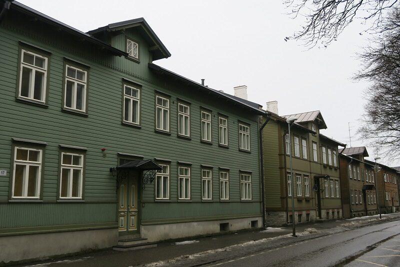 Tallinn huse, Kalamaja, Estland