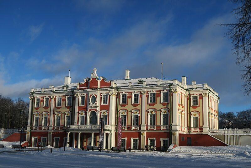 Slot i Tallinn, Estland