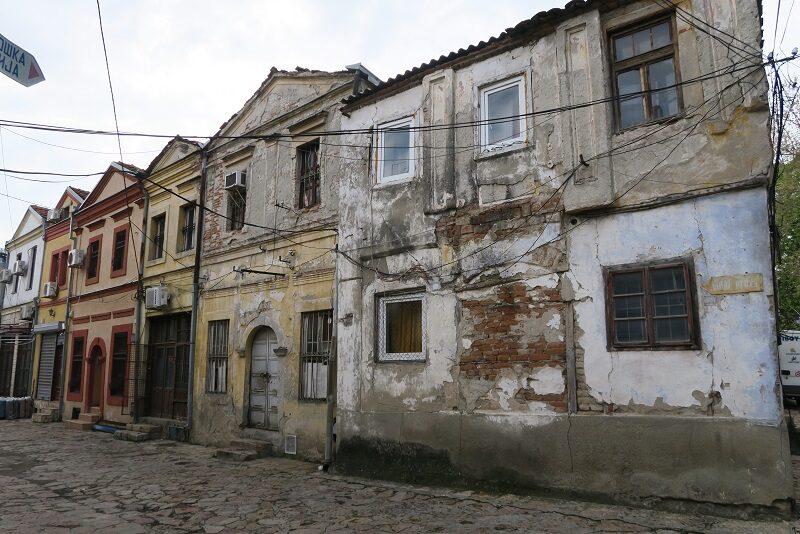 Den gamle bazar, Skopje, Nordmakedonien