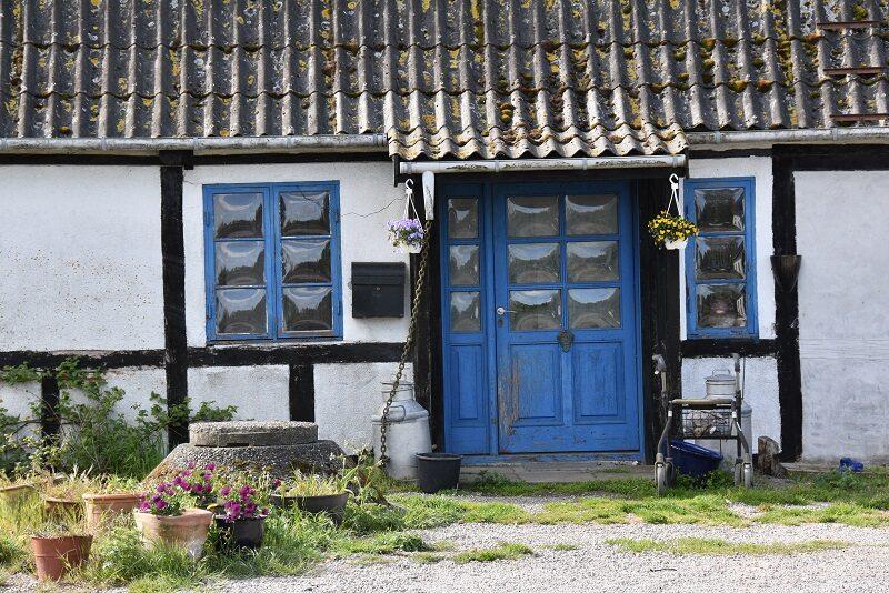 Hus på Lilleø