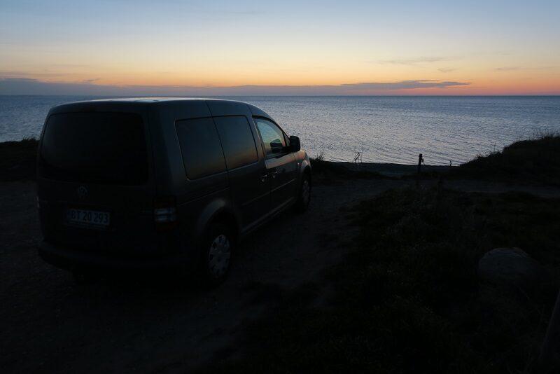 Flot parkering ved Heiligenhafen