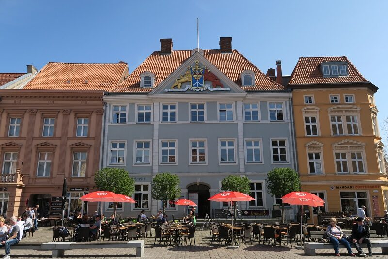 Stralsund, Tyskland