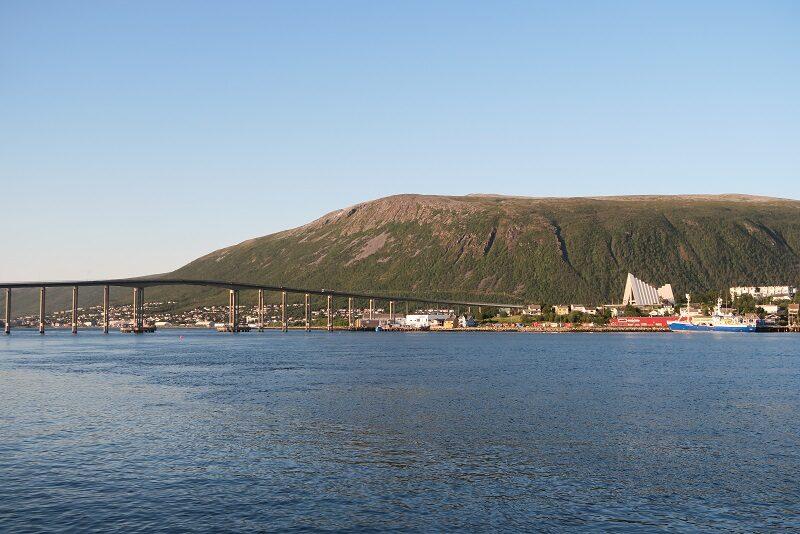 Dejlige Tromsø om sommeren