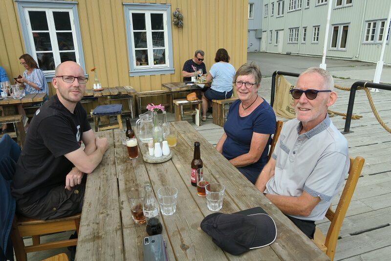 Hygge på Full Steam, Tromsø