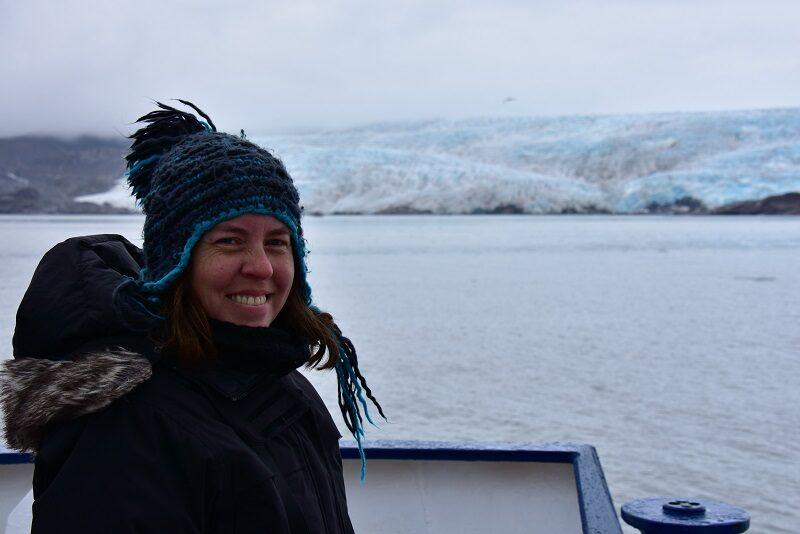 Isbjørn i sigte, Svalbard