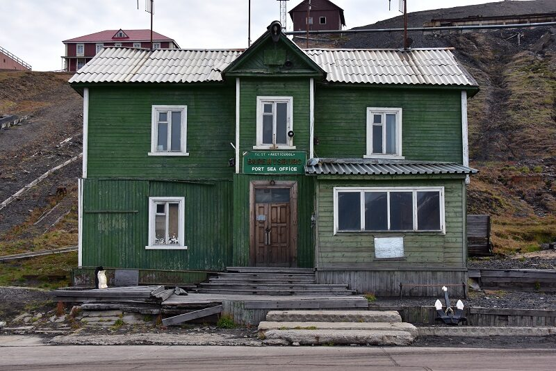 Velkommen til Barentsburg, Svalbard