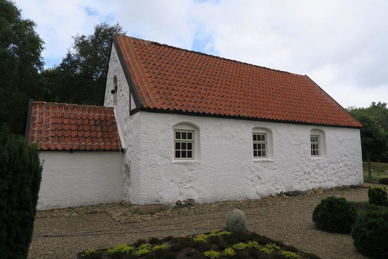 Venø kirke, Danmarks mindste