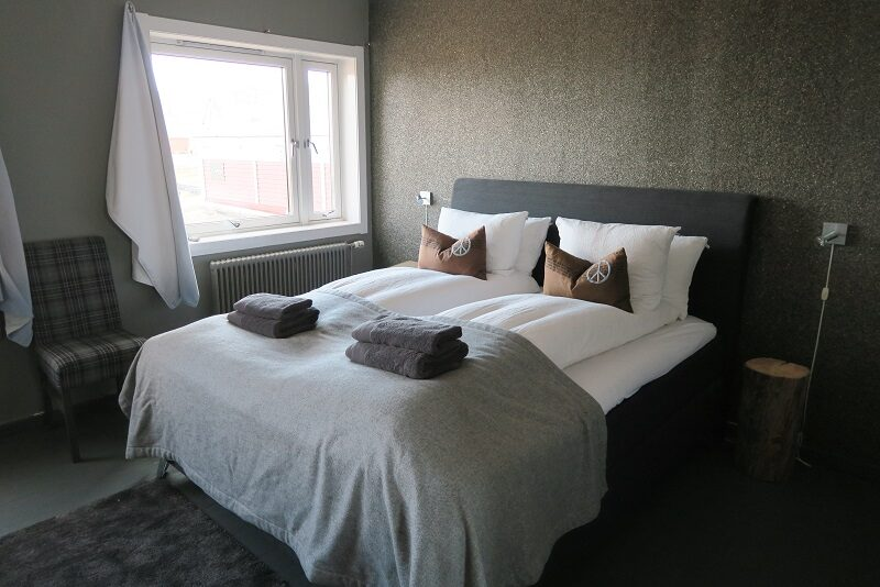 Isfjord Radio Hotel, Svalbard