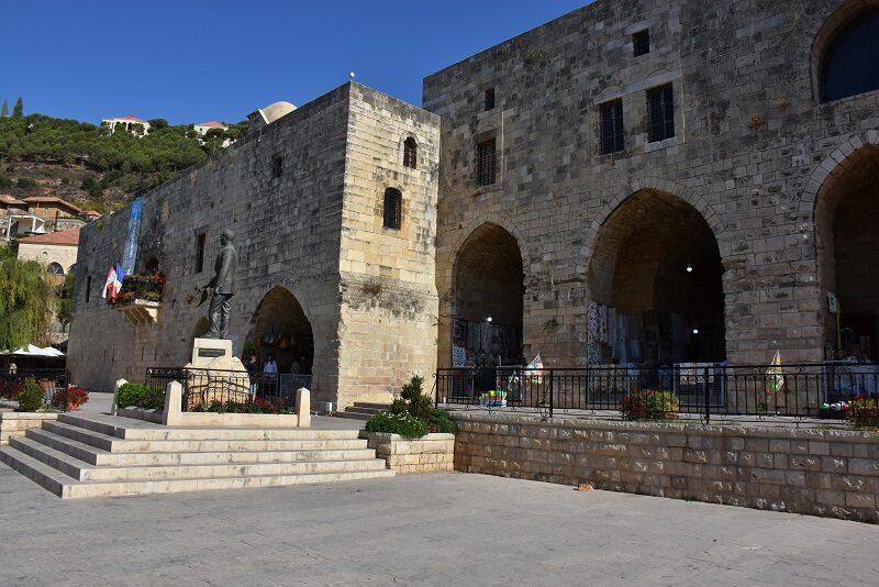 Deir el-Qamar, Libanon