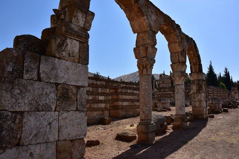 Aanjar, Libanon