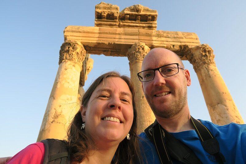 Two Danes On Tour i Libanon