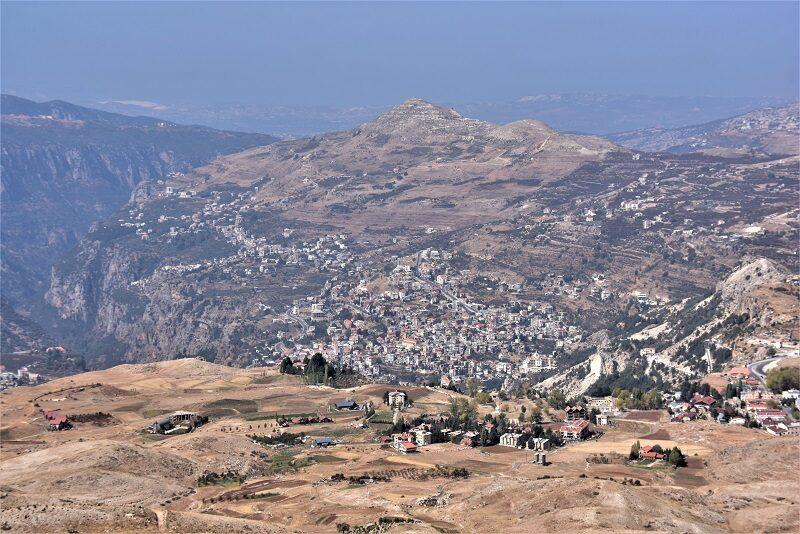 Den smukkeste udsigt i Libanon