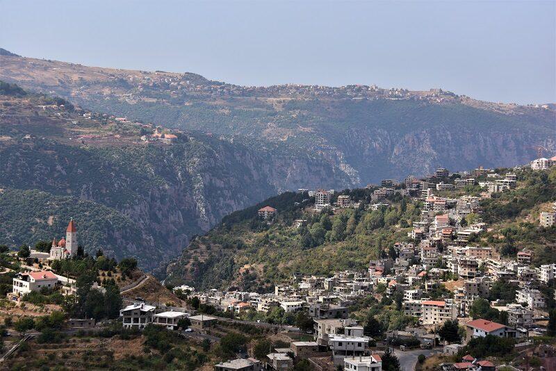 Smuk udsigt, Libanon