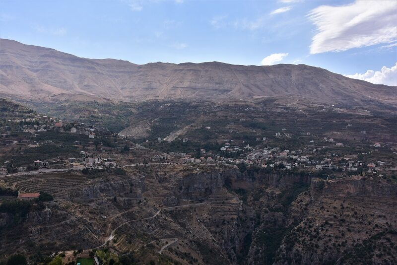 Qadishadalen - Libanons smukkeste sted