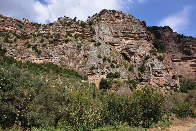 Kloster i bjergene, Libanon