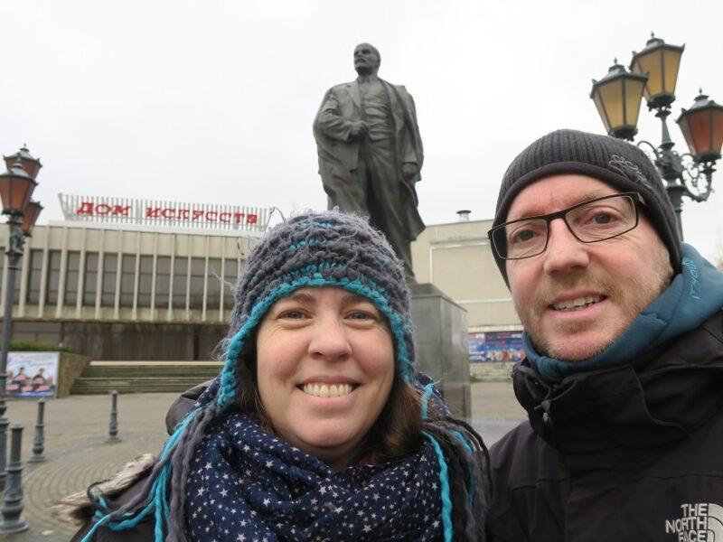 Lenin i Kaliningrad, Rusland