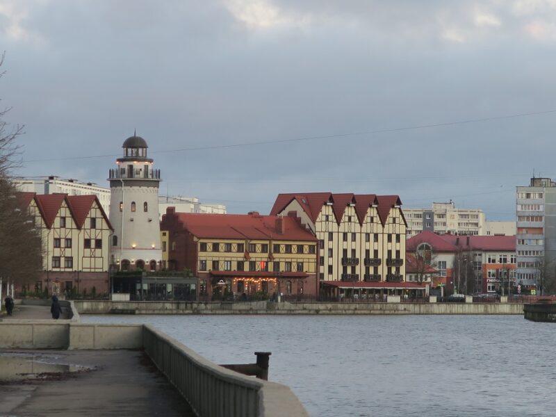 The Fishing Village, Kaliningrad, Rusland