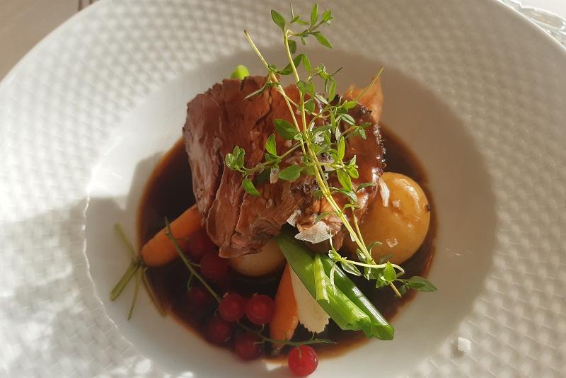Lækker mad fra Karens køkken i Ebeltoft