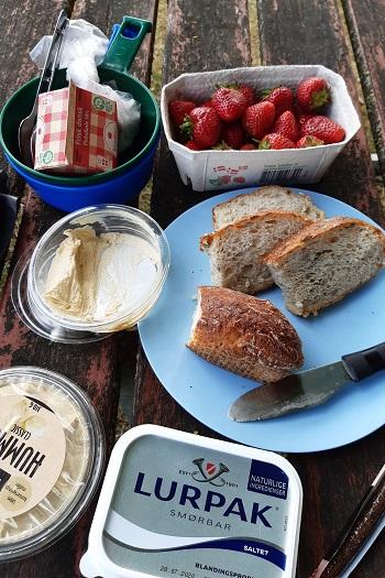 Frokost på Djursland