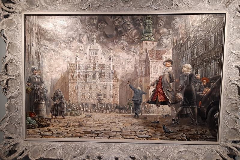 Otto Frello museet i Varde, Sydvestjylland