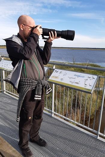 Rasmus ved Filsø