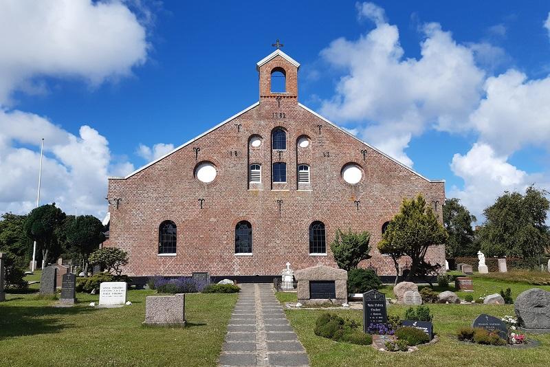 Kirken i Sønderho