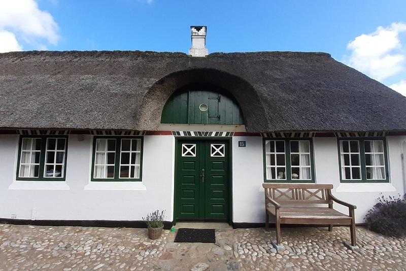 Fint hus på Fanø