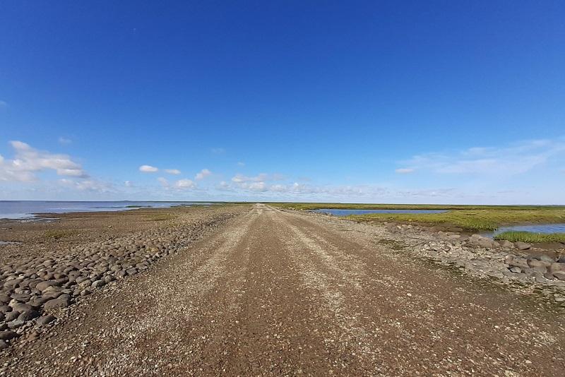 Låningsvejen til Mandø