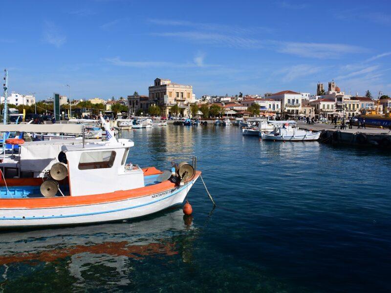 Den lille græske ø Aegina