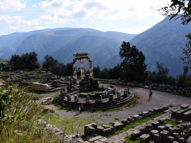 Delfi, Grækenland