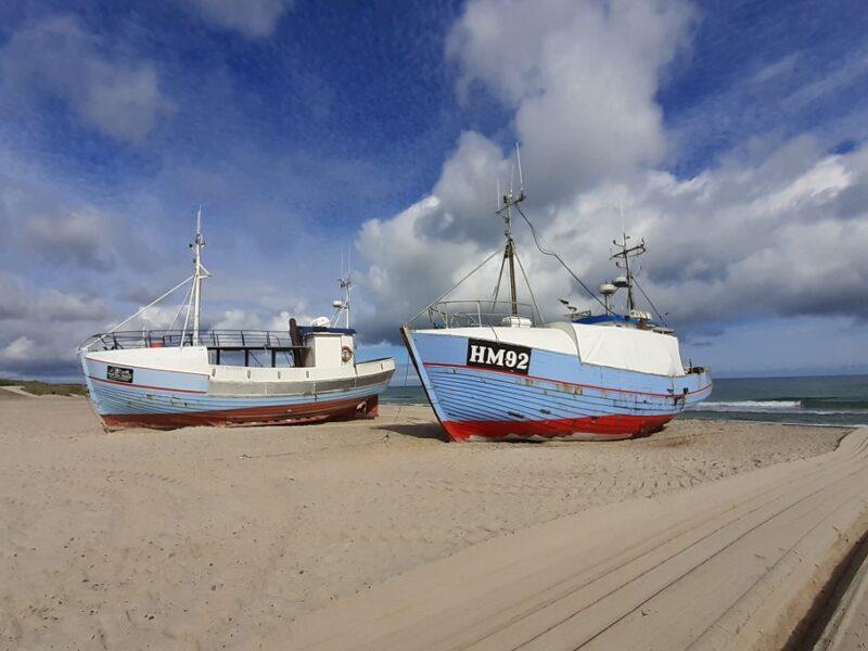 Thorup strand, Nordjylland