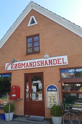 Købmanden på Agersø