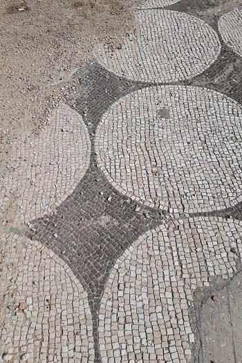 Mosaikker i Tyre, Libanon