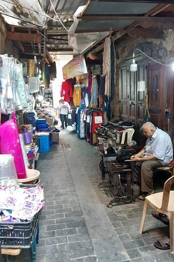 Arabisk souk, Libanon