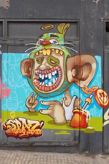 Streetart, Beirut