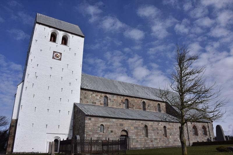 Vestervig kirke, Nationalpark Thy